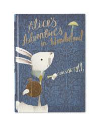 Clothbound Alice In Wonderland Book
