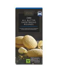 All Butter Shortbread Rounds