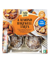 Almond Bakewell Tarts