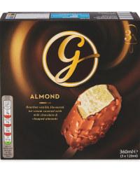 Almond Chocsticks