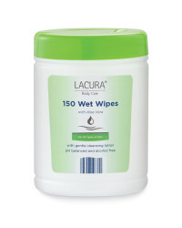 Aloe Vera Wet Wipes