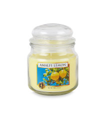 Amalfi Lemon Jar Candle