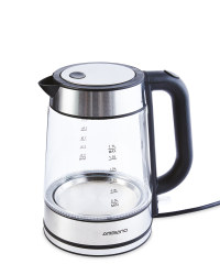 Ambiano 1.7 Litre Glass Kettle