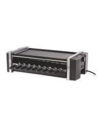 Ambiano 3-In-1 Kebab And Grill