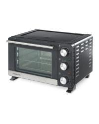 Ambiano Black 15L Mini Oven