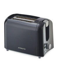 Ambiano Black Home Starter Toaster