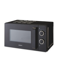 Ambiano Black Microwave Oven