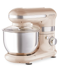Ambiano Classic Stand Mixer - Champagne
