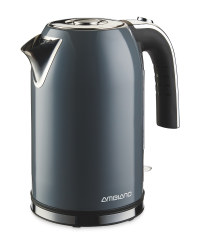 Ambiano Contemporary Kettle - Gunmetal