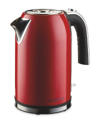 Ambiano Contemporary Kettle - Red