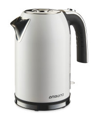 Ambiano Contemporary Kettle - White