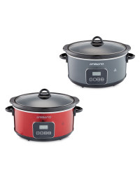 Ambiano Digital Slow Cooker