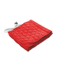 Ambiano Electric Plate Warmer - Red