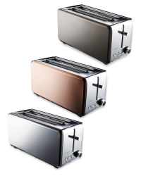 Ambiano Premium Long Slot Toaster