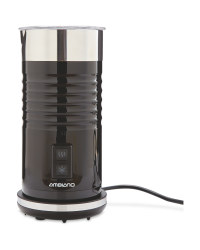 Ambiano Milk Heater/Frother - Black