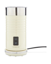 Ambiano Milk Heater/Frother - Cream