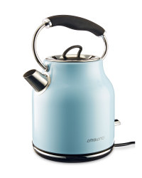 Ambiano Retro Kettle - Light Blue