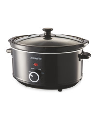 Ambiano Slow Cooker - Black