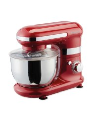 Ambiano Stand Mixer - Red