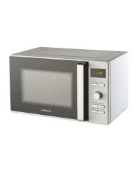 Ambiano White Premium 800W Microwave