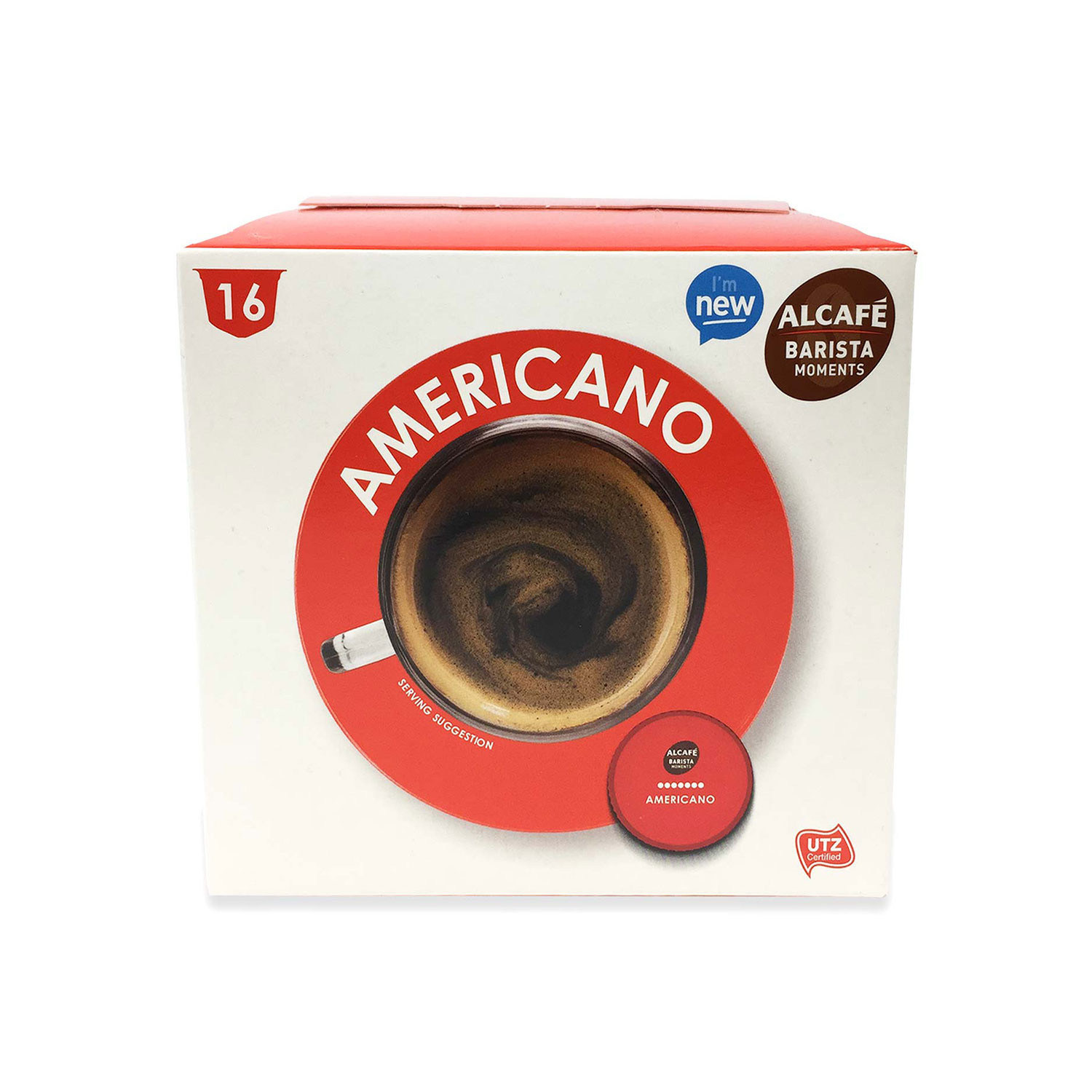 Americano Coffee Pods