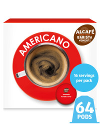 Americano Coffee Pods Bundle 4 Pack