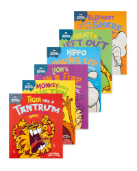 Animal Baby Books Bundle