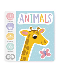Animals Forever Baby Book