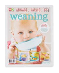 Annabel Karmel Baby Weaning Book