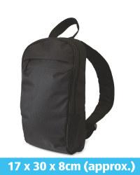 Anti-Theft Black Bag Backpack