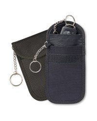 Anti-Theft Key Fob Wallet 2 Pack