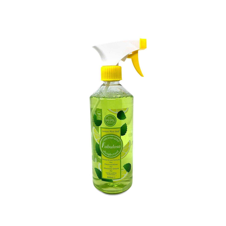 Spray - Lemon Mint Leaf