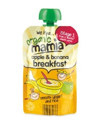 Apple & Banana Breakfast Pouch