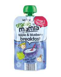 Apple & Blueberry Breakfast Pouch