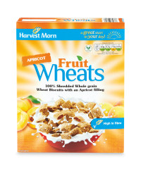 Apricot Fruit Wheats