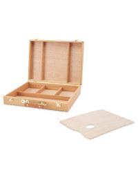 Script Artist Flat Storage Box