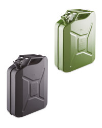 Auto XS Metal Jerry Can 20L