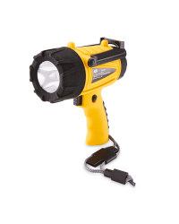 Auto XS Rechargeable Spotlight - Yellow