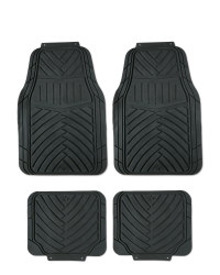 Auto XS Rubber Car Mats