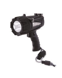 Auto XS Rechargeable Spotlight - Black