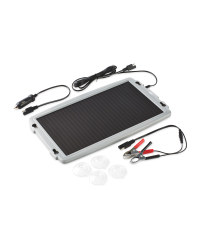 Auto Xs Solar Charger 12v