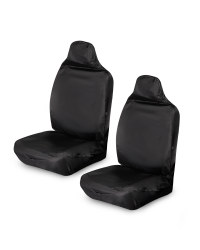 AutoXs Front Car Seat Covers
