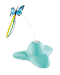 Pet Collection Automated Cat Toy - Teal