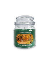 Scentcerity Autumn Garden Jar Candle