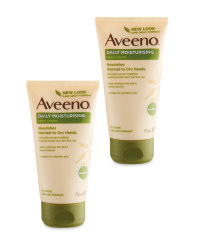 Aveeno Handcream 2 Pack
