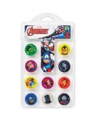 Avengers Eraser Pack