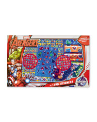 Avengers Mega Sticker Set & Album