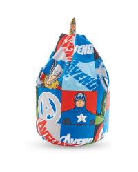 Avengers Square Bean Bag
