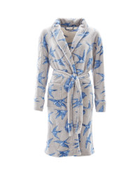 Avenue Bird Ladies Dressing Gown