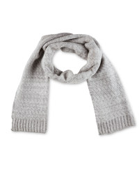 Avenue Brushed Ladies Knitted Scarf